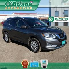 Used 2019 Nissan Rogue SV for sale in Saskatoon, SK