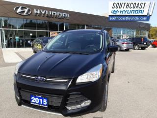 Used 2015 Ford Escape SE - FWD  - Sunroof - $103 B/W for sale in Simcoe, ON
