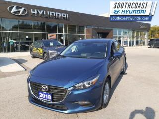 Used 2018 Mazda MAZDA3 GS  - Heated Seats - $114 B/W for sale in Simcoe, ON