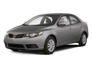 Used 2010 Kia Forte EX for sale in Tillsonburg, ON