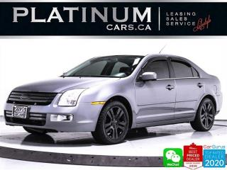 Used 2007 Ford Fusion V6 SEL, AUTO, AIR CONDITIONING, POWER WINDOWS/LOCK for sale in Toronto, ON