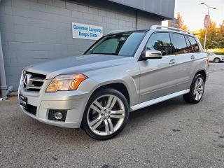 Used 2010 Mercedes-Benz GLK-Class Base for sale in Richmond, BC