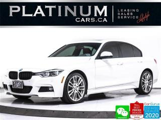 Used 2016 BMW 3 Series 328i xDrive, AWD, M-SPORT, NAV, SUNROOF, CAM, HEAT for sale in Toronto, ON