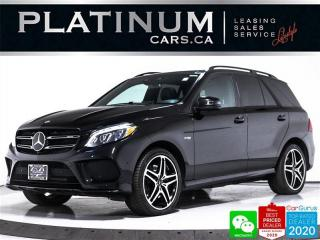 Used 2018 Mercedes-Benz GLE-Class AMG GLE43, NAV, 360, CARBON, PANO, HEATED, AMG RIM for sale in Toronto, ON