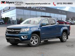 Used 2019 Chevrolet Colorado Z71  - $285 B/W - Low Mileage for sale in Kanata, ON