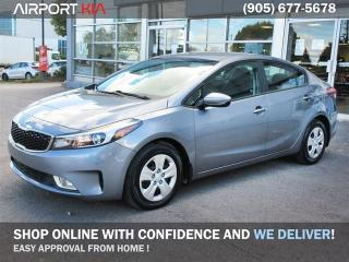 Used 2017 Kia Forte LX+/ LOW KMs! No Accidents/Heated seats/ Back-up Camera/ Android Auto Apple Car Play/ Bluetooth / Power package for sale in Mississauga, ON
