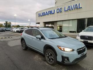 Used 2018 Subaru XV Crosstrek Touring AWD **Apple Carplay, Android Aut for sale in Laval, QC