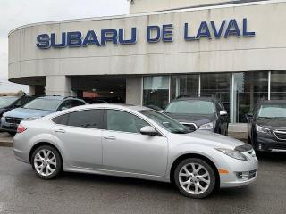 Used 2009 Mazda MAZDA6 GT ** Cuir Toit ouvrant ** for sale in Laval, QC
