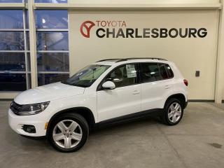 Used 2016 Volkswagen Tiguan Comfortline - AWD - Toit panoramique for sale in Québec, QC