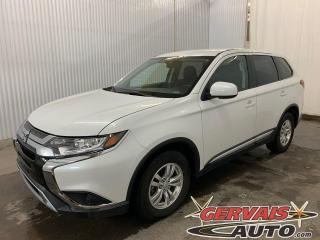 Used 2019 Mitsubishi Outlander ES AWD Mags Caméra A/C Sièges chauffants *Traction intégrale* for sale in Trois-Rivières, QC