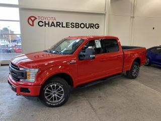 Used 2018 Ford F-150 XLT - SuperCrew 4x4 - Caisse de 6,5 pi for sale in Québec, QC
