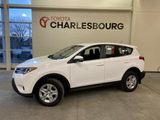 Used 2015 Toyota RAV4 LE - AWD - Automatique for sale in Québec, QC