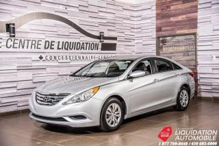 Used 2013 Hyundai Sonata GL+GR /ELECT+BLUETOOTH+SIEGE/CHAUFF for sale in Laval, QC