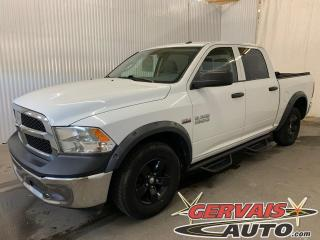 Used 2017 RAM 1500 SXT V8 HEMI 4x4 CREW CAB MAGS for sale in Trois-Rivières, QC