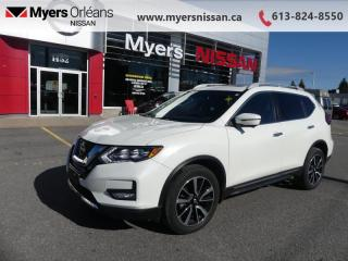 Used 2020 Nissan Rogue AWD SL  - ProPILOT ASSIST -  Navigation - $226 B/W for sale in Orleans, ON