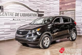 Used 2016 Kia Sportage LX+BLUETOOTH+SIEGE/CHAUFF+GR ELECT for sale in Laval, QC