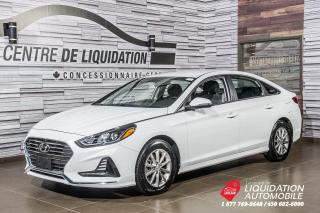 Used 2019 Hyundai Sonata CAM/RECUL+BLUETOOTH+SIEGE/CHAUFF+APPLECAR PLA for sale in Laval, QC