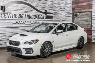 Used 2018 Subaru WRX Sport +AWD+TOIT+BLUETOOTH SIEG/CHAUFF for sale in Laval, QC