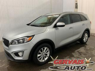 Used 2017 Kia Sorento LX Turbo AWD Mags Caméra A/C Bluetooth *Traction intégrale* for sale in Trois-Rivières, QC