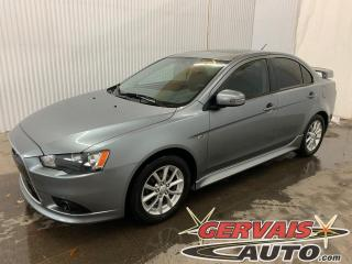Used 2015 Mitsubishi Lancer Limited Toit Ouvrant Mags Aileron Sièges Chauffant for sale in Trois-Rivières, QC
