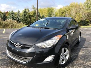 Used 2013 Hyundai Elantra GL 2WD for sale in Cayuga, ON