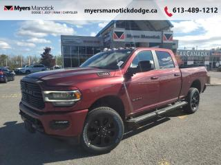 New 2020 RAM 2500 Big Horn  -  Black Grille - $434 B/W for sale in Ottawa, ON