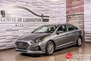 Used 2019 Hyundai Sonata CAM/RECUL+BLUETOOTH+VOLANT ET SIEGE/CHAUFF for sale in Laval, QC