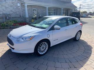 Used 2013 Ford Focus Electric Hayon 5 portes for sale in St-Eustache, QC