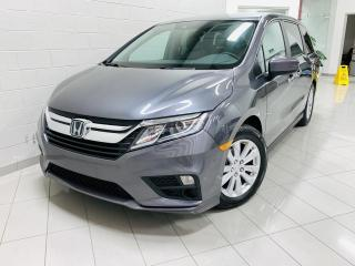 Used 2019 Honda Odyssey LX 8 PASSAGER IMPECABLE !! for sale in Chicoutimi, QC