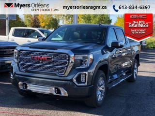 New 2020 GMC Sierra 1500 Denali  - Leather Seats -  Heated Seats for sale in Orleans, ON