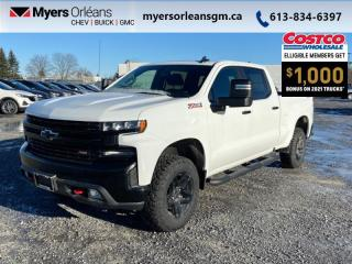 New 2021 Chevrolet Silverado 1500 LT Trail Boss for sale in Orleans, ON