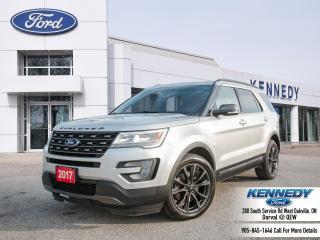 Used 2017 Ford Explorer XLT for sale in Oakville, ON