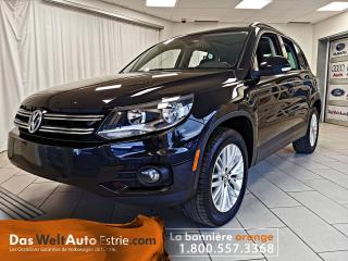 Used 2015 Volkswagen Tiguan Special edition, 4MOTION, toit, automatique! for sale in Sherbrooke, QC