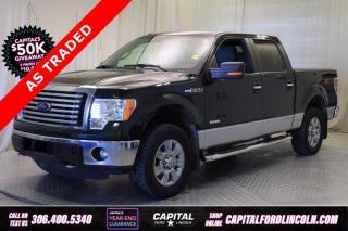 Used 2012 Ford F-150 SUPERCREW for sale in Regina, SK