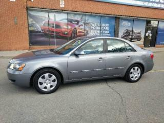 Used 2007 Hyundai Sonata GL for sale in Mississauga, ON