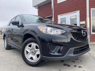 Used 2015 Mazda CX-5 GX 4 portes à traction avant, boîte manu for sale in Drummondville, QC