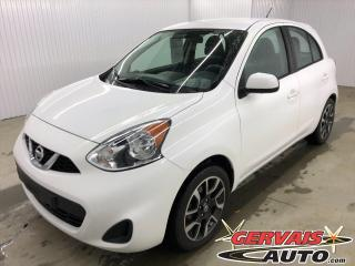 Used 2015 Nissan Micra SV MAGS BLUETOOTH CAMÉRA *Bas Kilométrage* for sale in Shawinigan, QC