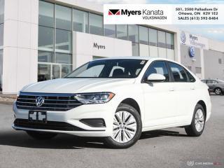 Used 2019 Volkswagen Jetta Comfortline Auto  - Certified for sale in Kanata, ON