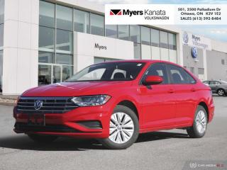 Used 2019 Volkswagen Jetta Comfortline Auto  - Certified for sale in Kanata, ON