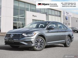Used 2019 Volkswagen Jetta Highline Auto  - Certified for sale in Kanata, ON