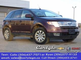Used 2009 Ford Edge Limited for sale in Carlyle, SK