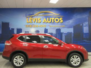 Used 2016 Nissan Rogue SV AWD 48600 KM BANC CHAUFFANT CAMERA DE for sale in Lévis, QC