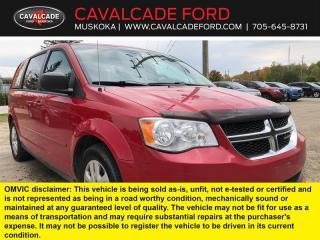 Used 2014 Dodge Grand Caravan SXT for sale in Bracebridge, ON