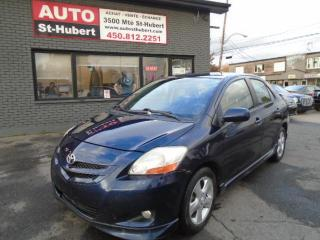 Used 2007 Toyota Yaris ** 132 000 ** for sale in St-Hubert, QC