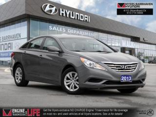 Used 2013 Hyundai Sonata GL  - Bluetooth -  Heated Seats - $109 B/W for sale in Nepean, ON