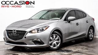 Used 2015 Mazda MAZDA3 GX BLUETOOTH+A/C for sale in Boisbriand, QC