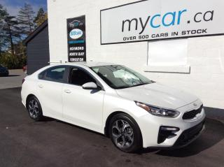 Used 2019 Kia Forte EX ALLOYS, HEATED SEATS, BACKUP CAM, BLUETOOTH!! for sale in Richmond, ON