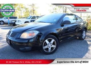 Used 2008 Pontiac G5 2DR CPE BASE for sale in Whitby, ON