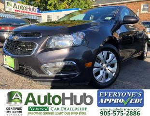 Used 2015 Chevrolet Cruze LT-BACKUP CAMERA for sale in Hamilton, ON