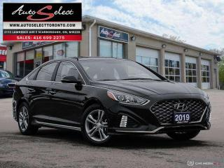Used 2019 Hyundai Sonata Sport ONLY 49K! **SPORT MODEL**SUNROOF**CLEAN CARPROOF** for sale in Scarborough, ON
